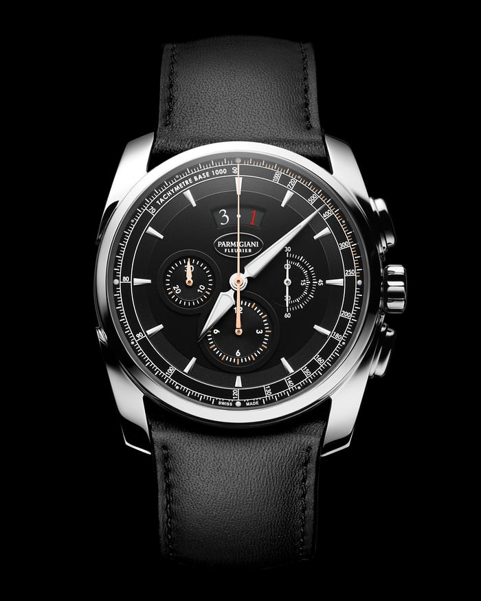 The new-for-2016 version of the Métrographe.