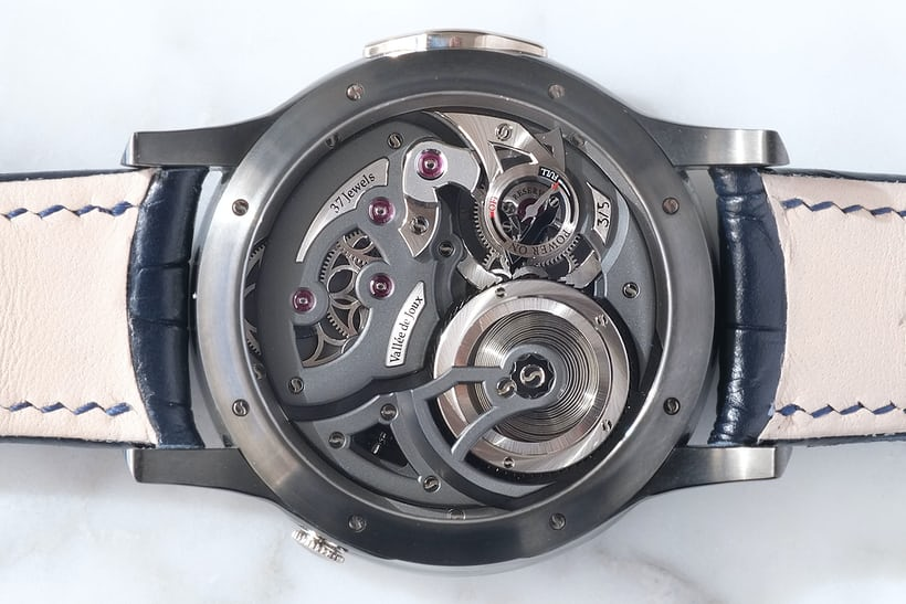 logical one romain gauthier movement