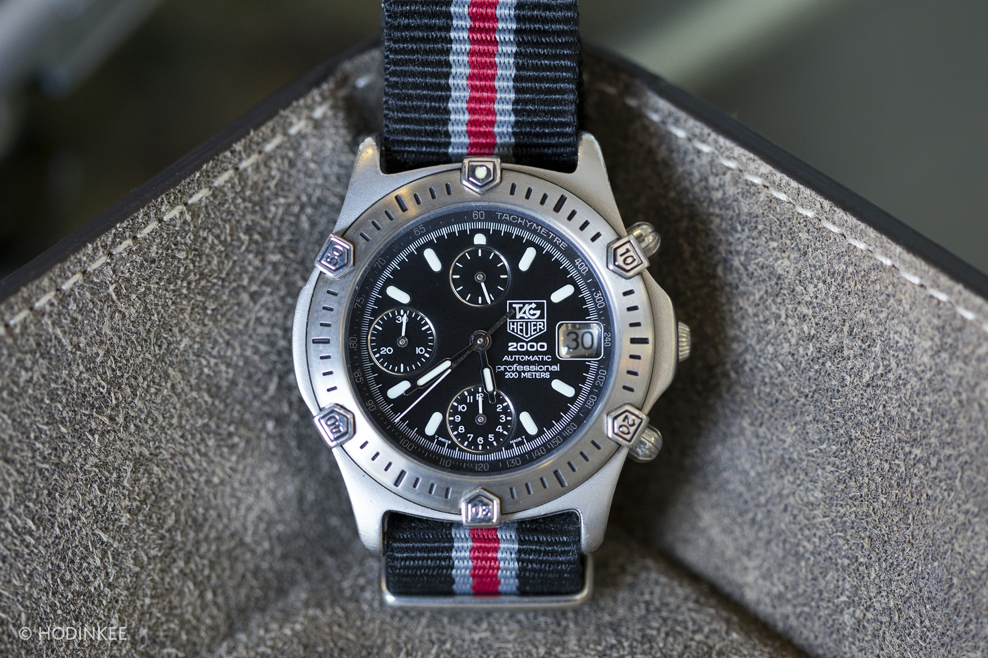 Spike Feresten Tag Heuer Talking Watches: With Spike Feresten Talking Watches: With Spike Feresten 20013796 copy