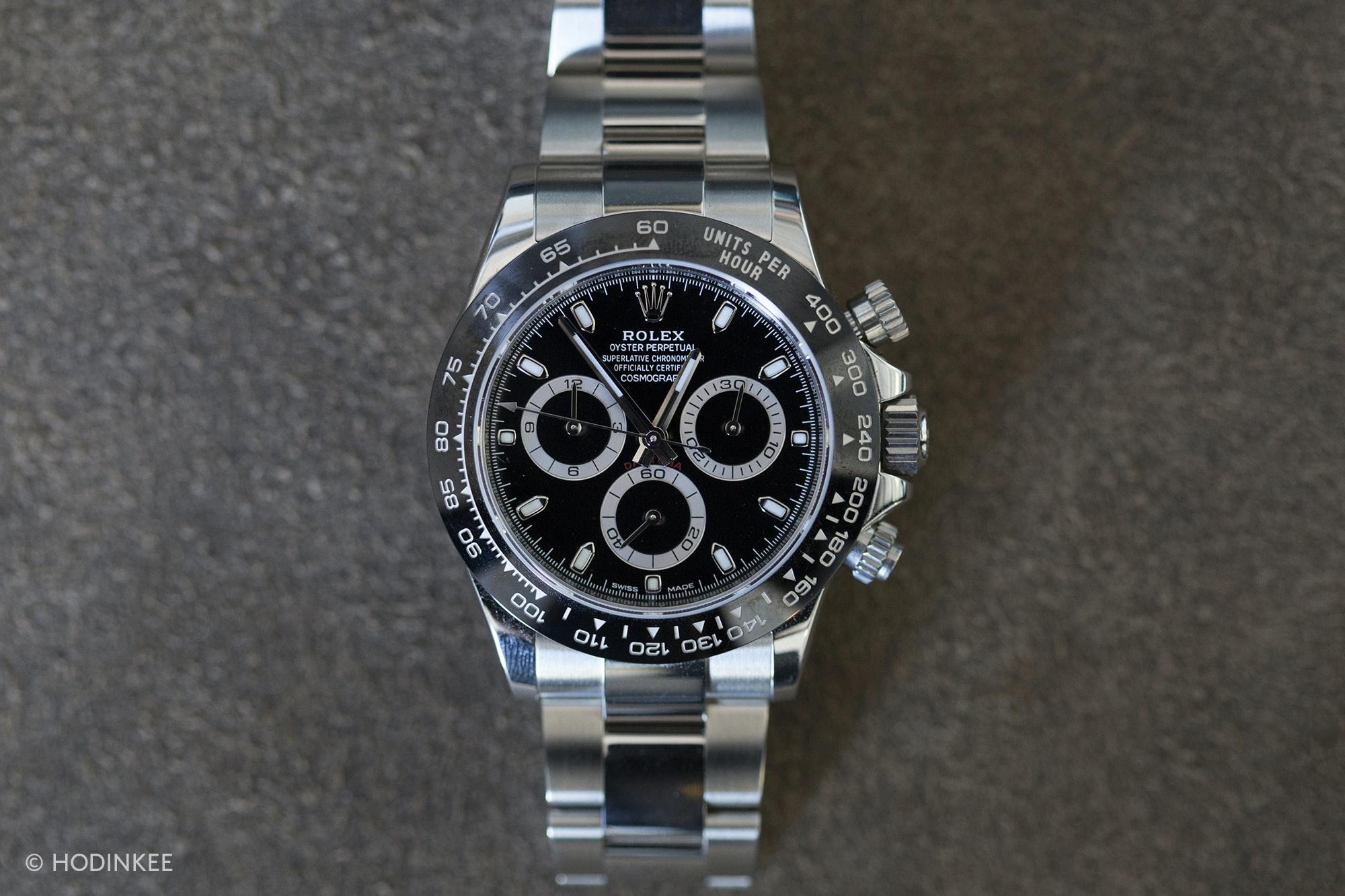 Spike Feresten Rolex Daytona Talking Watches: With Spike Feresten Talking Watches: With Spike Feresten 20013705 copy