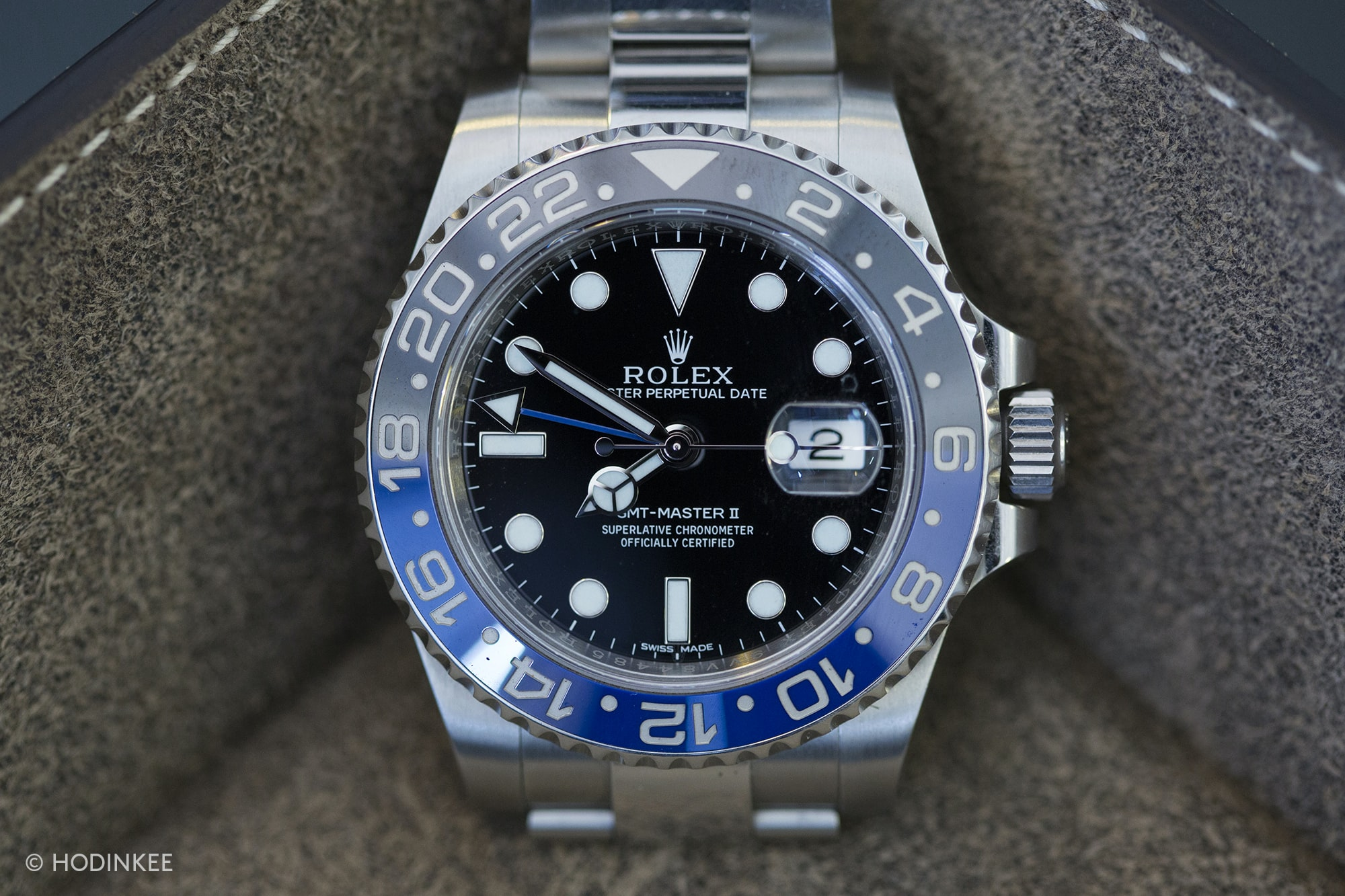 Spike Feresten Rolex GMT Talking Watches: With Spike Feresten Talking Watches: With Spike Feresten 20013754 copy