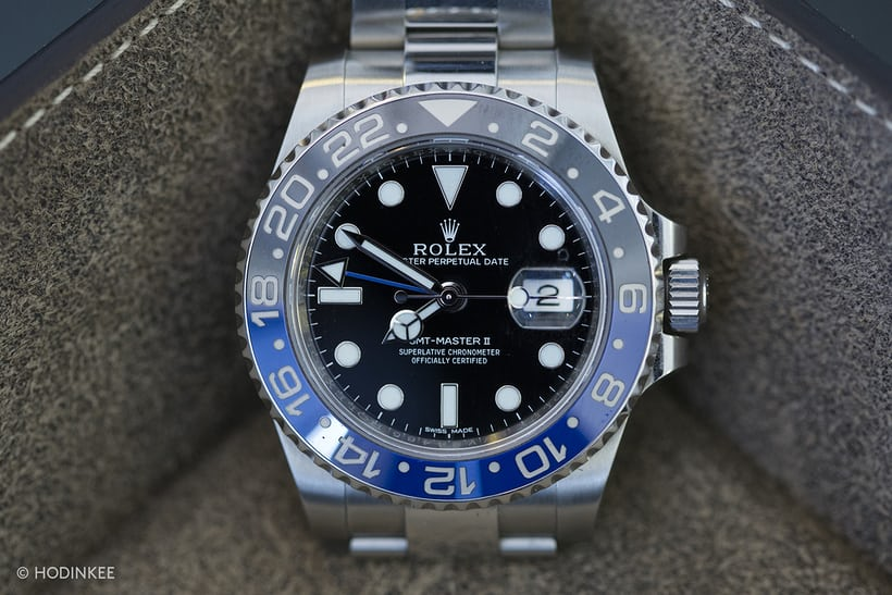 Spike Feresten Rolex GMT