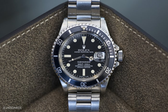 Spike Feresten Rolex Submariner