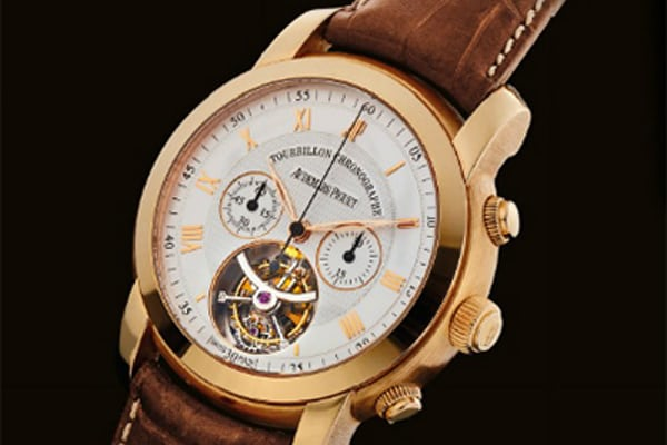 audemars piguet chronograph tourbillon
