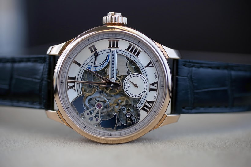 Chopard Full Strike Dial