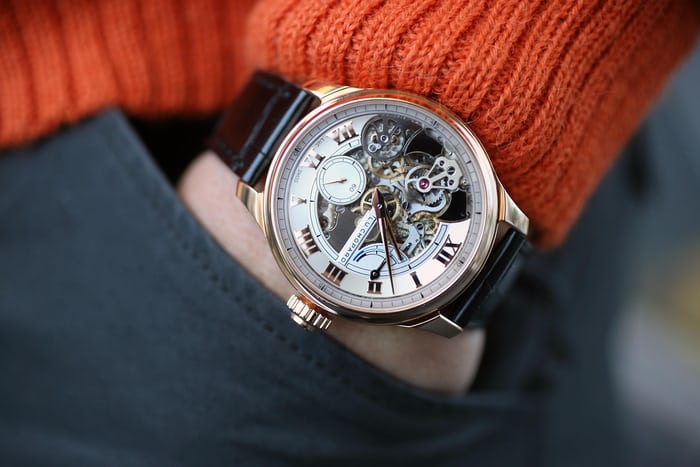 chopard LUC Full Strike minute repeater