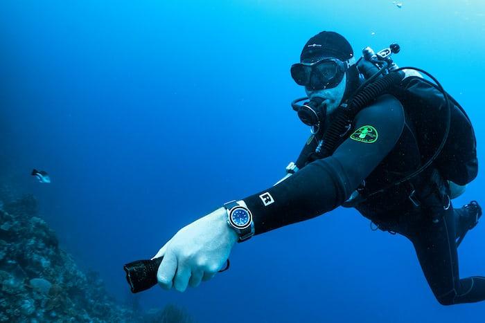 Unimatic Modello Uno u1-b underwater
