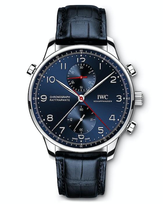 IWC Portugieser Chronograph Rattrapante Boutique Munich