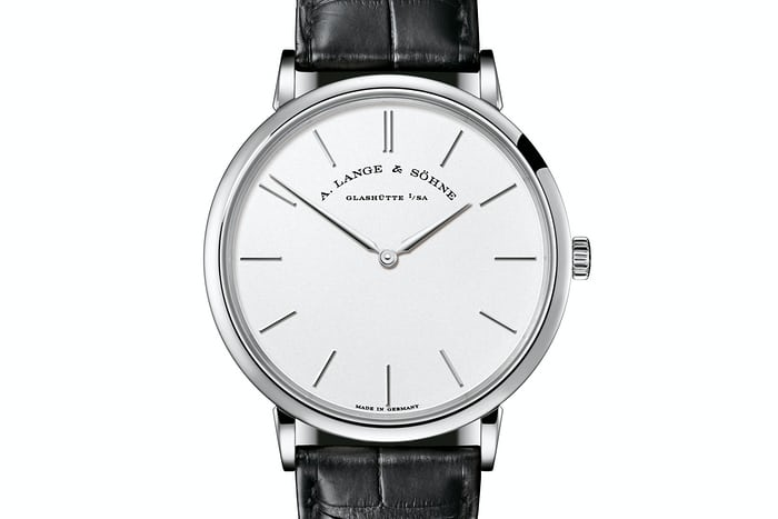 40mm lange sohne saxonia thin