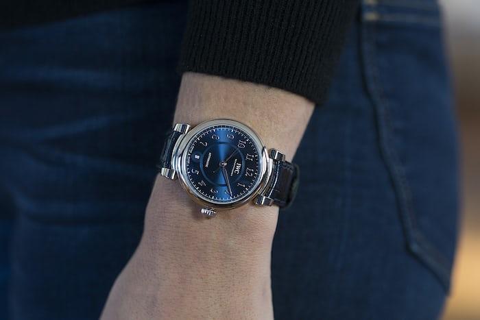 Da Vinci Automatic 36 wrist shot