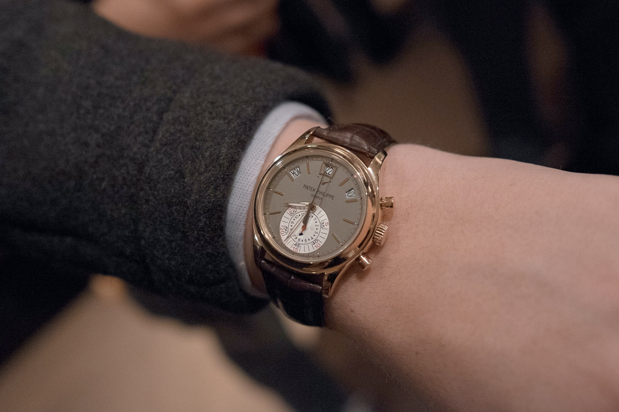 Photo Report: Watch Spotting At The HODINKEE Meet-Up In London (Plus Our Holiday 2016 Pop-Up At Harrods) Photo Report: Watch Spotting At The HODINKEE Meet-Up In London (Plus Our Holiday 2016 Pop-Up At Harrods) Hodinkee event 29 nov 2016 61