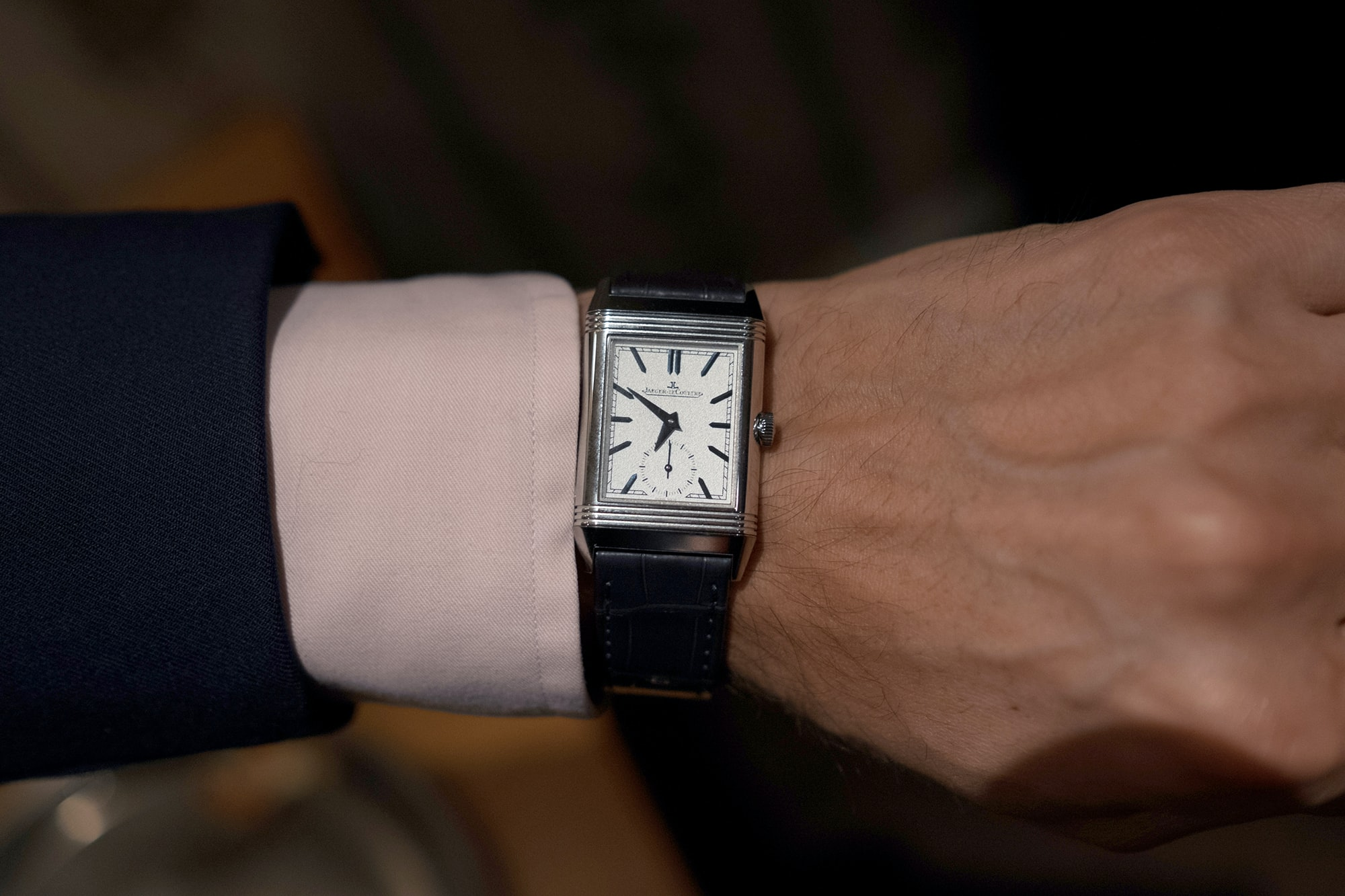 Photo Report: Watch Spotting At The HODINKEE Meet-Up In London (Plus Our Holiday 2016 Pop-Up At Harrods) Photo Report: Watch Spotting At The HODINKEE Meet-Up In London (Plus Our Holiday 2016 Pop-Up At Harrods) Hodinkee event 29 nov 2016 25
