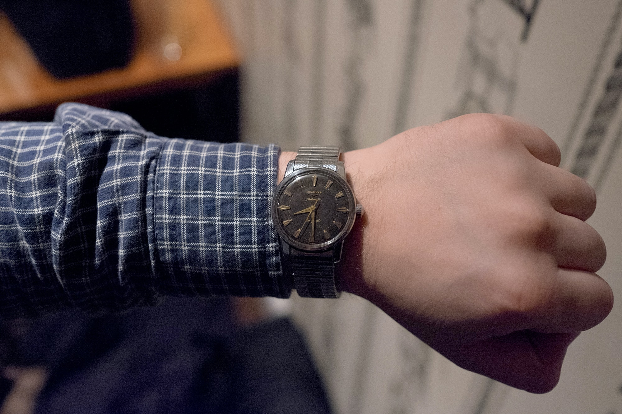 Photo Report: Watch Spotting At The HODINKEE Meet-Up In London (Plus Our Holiday 2016 Pop-Up At Harrods) Photo Report: Watch Spotting At The HODINKEE Meet-Up In London (Plus Our Holiday 2016 Pop-Up At Harrods) Hodinkee event 29 nov 2016 82