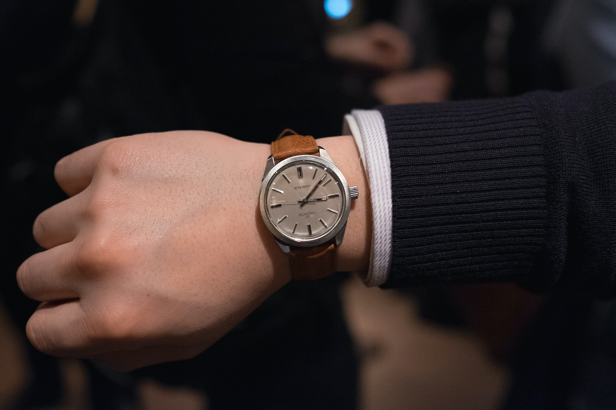 Photo Report: Watch Spotting At The HODINKEE Meet-Up In London (Plus Our Holiday 2016 Pop-Up At Harrods) Photo Report: Watch Spotting At The HODINKEE Meet-Up In London (Plus Our Holiday 2016 Pop-Up At Harrods) Hodinkee event 29 nov 2016 32