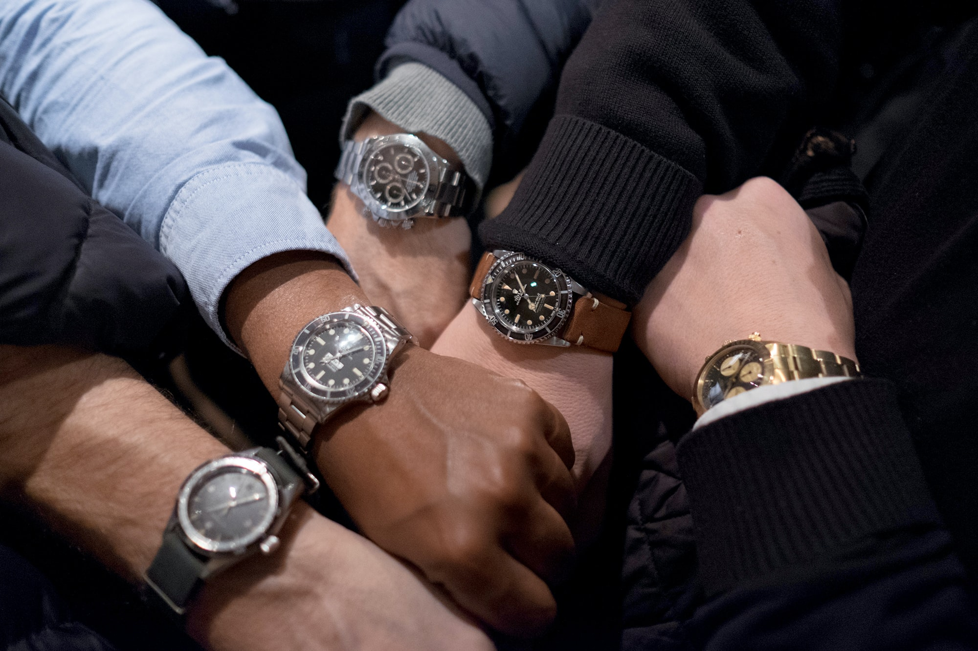 Photo Report: Watch Spotting At The HODINKEE Meet-Up In London (Plus Our Holiday 2016 Pop-Up At Harrods) Photo Report: Watch Spotting At The HODINKEE Meet-Up In London (Plus Our Holiday 2016 Pop-Up At Harrods) Hodinkee event 29 nov 2016 35
