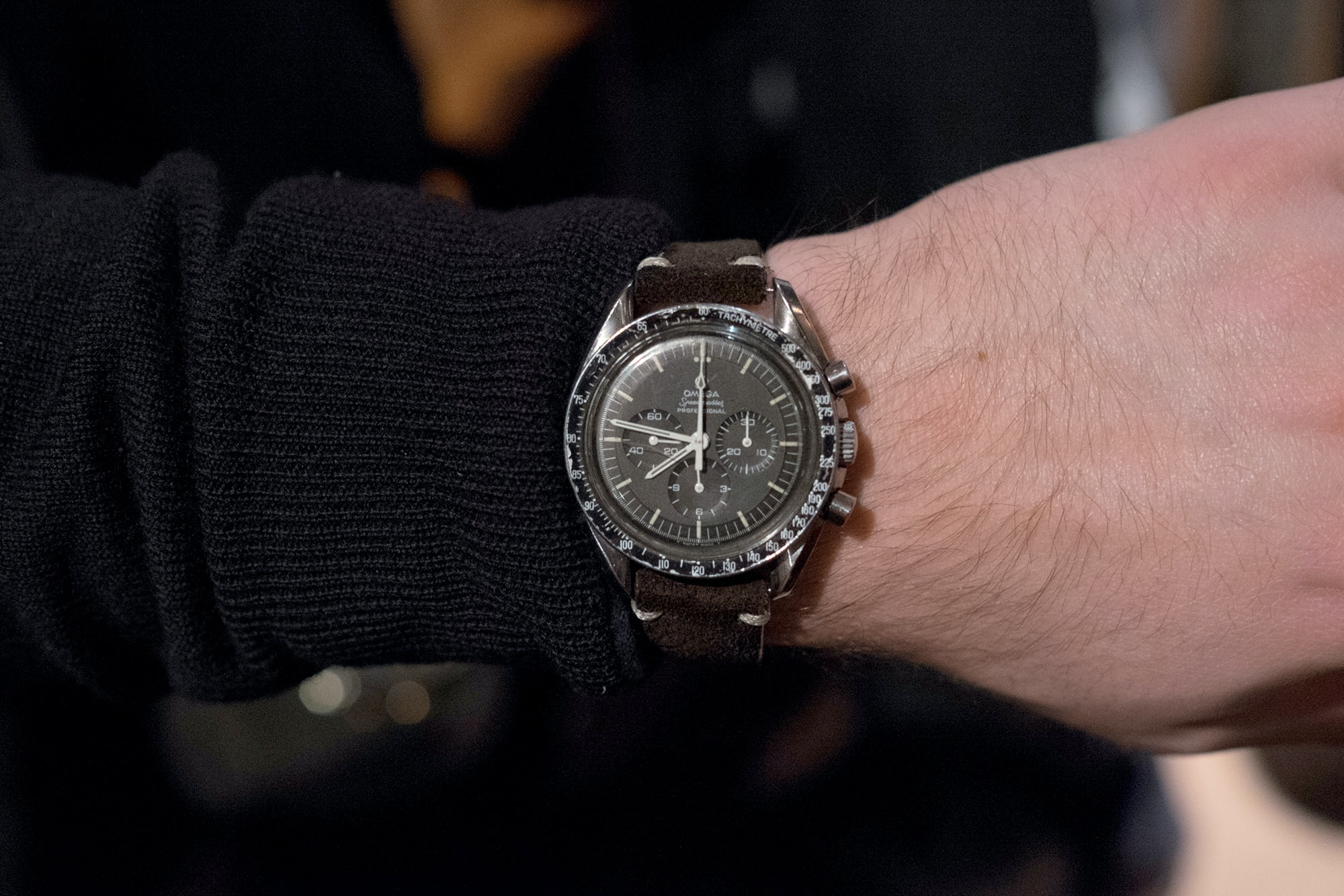 Photo Report: Watch Spotting At The HODINKEE Meet-Up In London (Plus Our Holiday 2016 Pop-Up At Harrods) Photo Report: Watch Spotting At The HODINKEE Meet-Up In London (Plus Our Holiday 2016 Pop-Up At Harrods) Hodinkee event 29 nov 2016 66