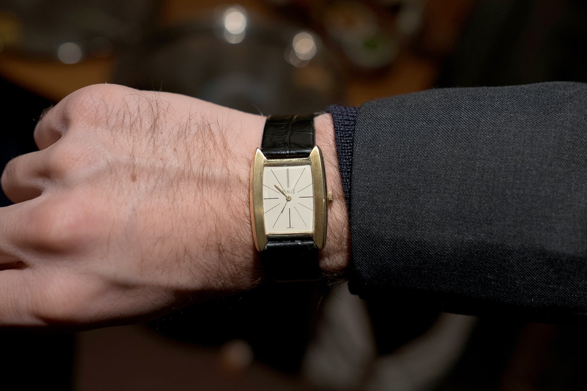 Photo Report: Watch Spotting At The HODINKEE Meet-Up In London (Plus Our Holiday 2016 Pop-Up At Harrods) Photo Report: Watch Spotting At The HODINKEE Meet-Up In London (Plus Our Holiday 2016 Pop-Up At Harrods) Hodinkee event 29 nov 2016 26