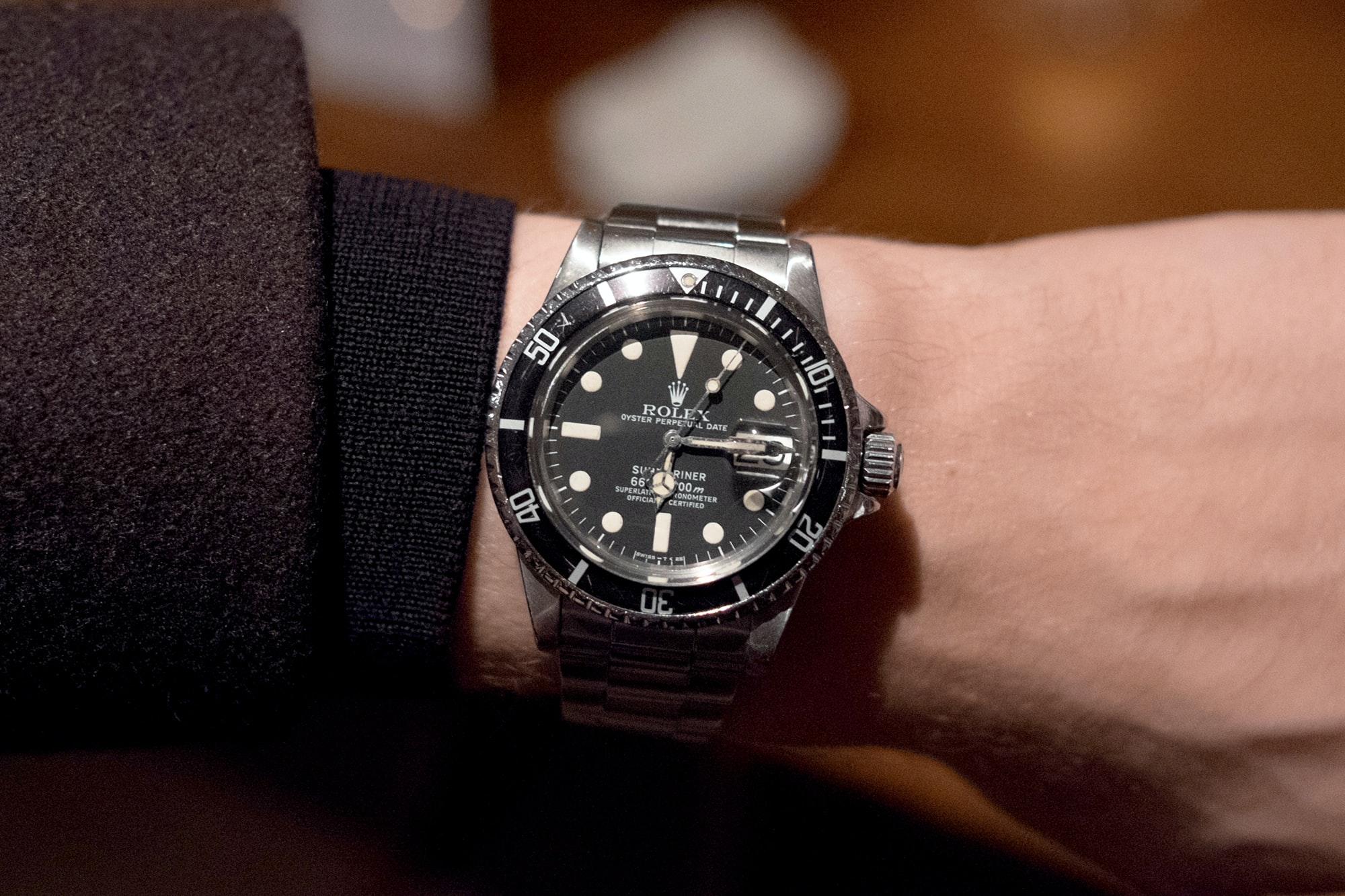 Photo Report: Watch Spotting At The HODINKEE Meet-Up In London (Plus Our Holiday 2016 Pop-Up At Harrods) Photo Report: Watch Spotting At The HODINKEE Meet-Up In London (Plus Our Holiday 2016 Pop-Up At Harrods) Hodinkee event 29 nov 2016 6