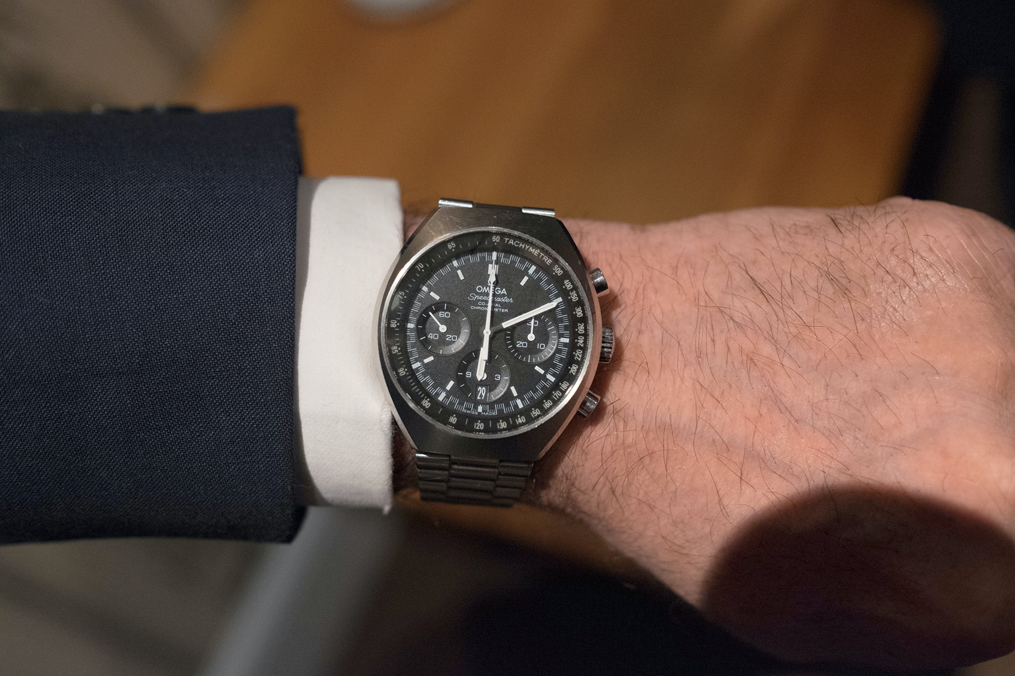 Photo Report: Watch Spotting At The HODINKEE Meet-Up In London (Plus Our Holiday 2016 Pop-Up At Harrods) Photo Report: Watch Spotting At The HODINKEE Meet-Up In London (Plus Our Holiday 2016 Pop-Up At Harrods) Hodinkee event 29 nov 2016