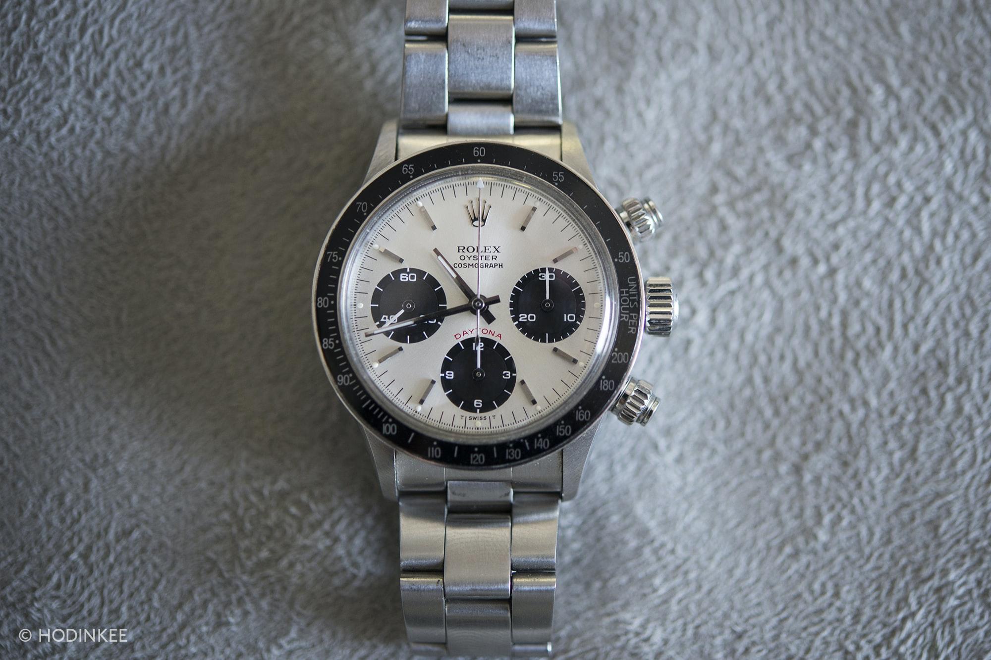 Spike Feresten Rolex Daytona 6263 Talking Watches: With Spike Feresten Talking Watches: With Spike Feresten DSC 3412 copy