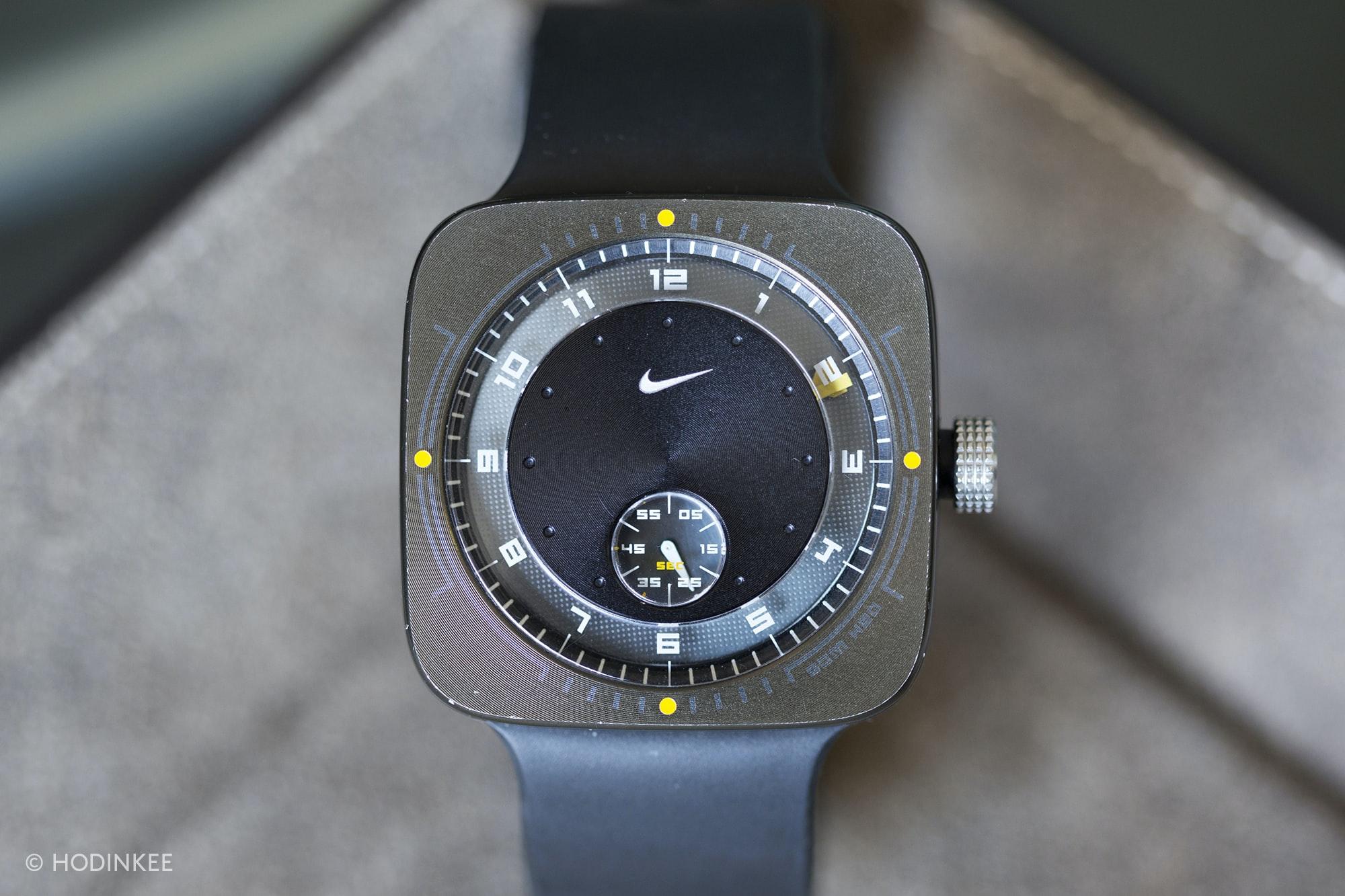 Spike Feresten Nike Metal Drill Talking Watches: With Spike Feresten Talking Watches: With Spike Feresten 20013803 copy