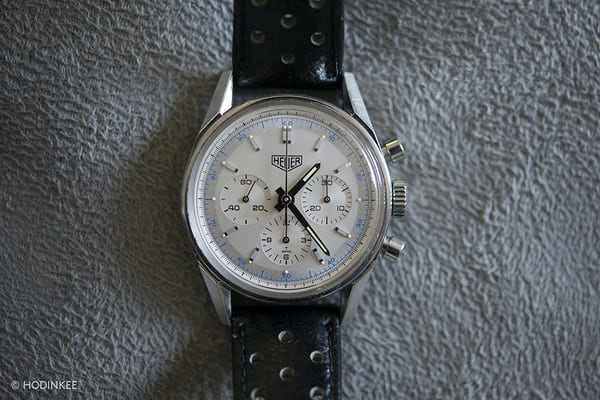 Spike Feresten Heuer Carrera
