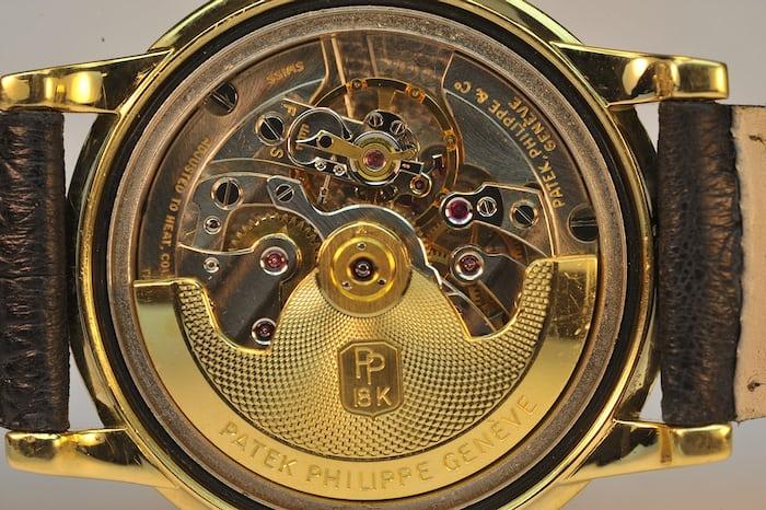 Patek Philippe 12'600 automatic