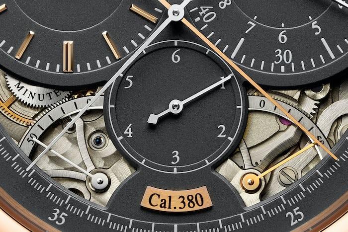 Duomètre Chronographe jaeger-lecoultre pink gold