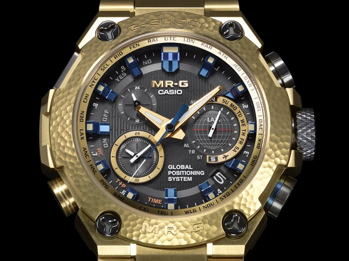 MRG-G10000HG-9A dial closeup