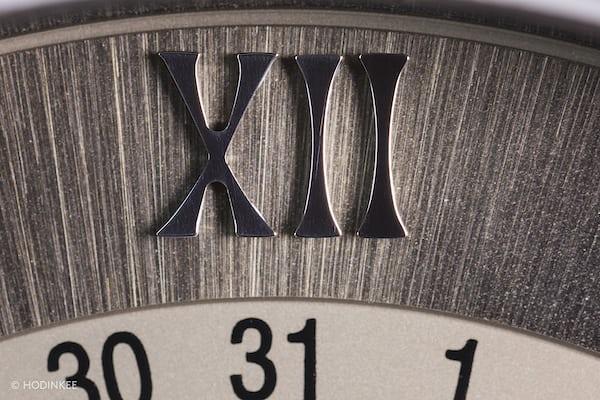 roman numerals villeret