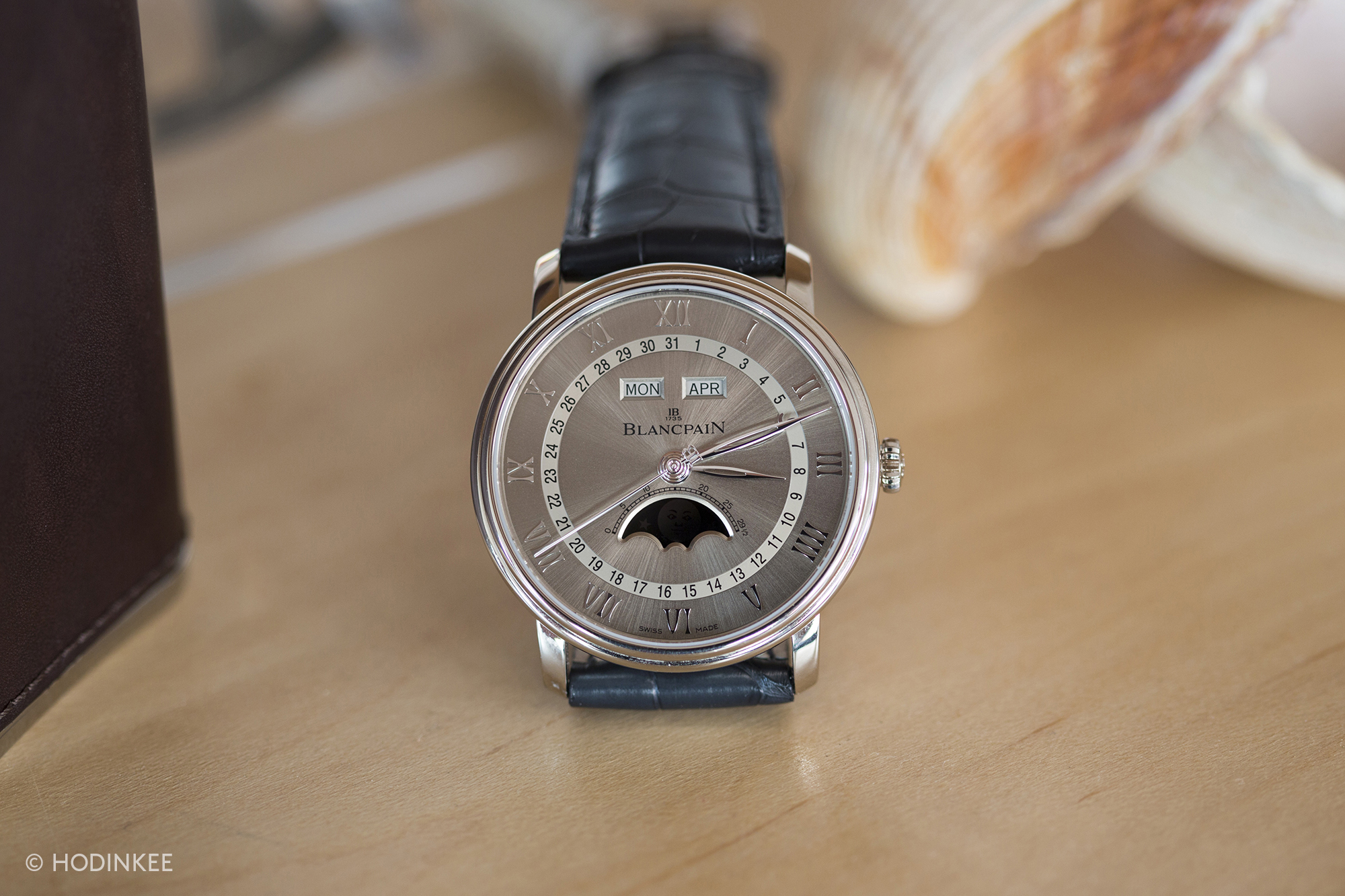Dial White White Dial 27mm Dedicated Blancpain Automatic