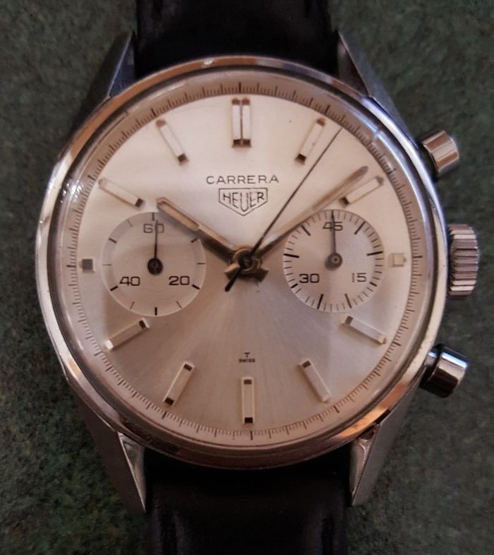 Heuer Carrera Reference 3647
