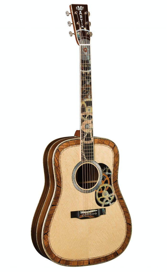 martin guitars d-200 deluxe series limited edition