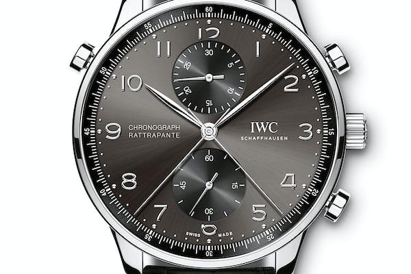 IWC Portugieser Chronograph Rattrapante Boutique Rue de la Paix