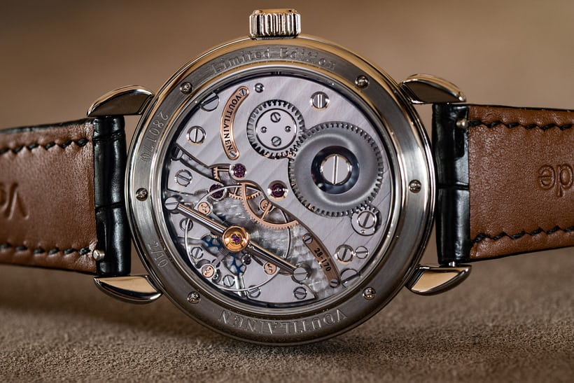 kari voutilainen caliber 28 movement
