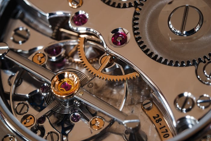 natural escapement voutilainen caliber 28