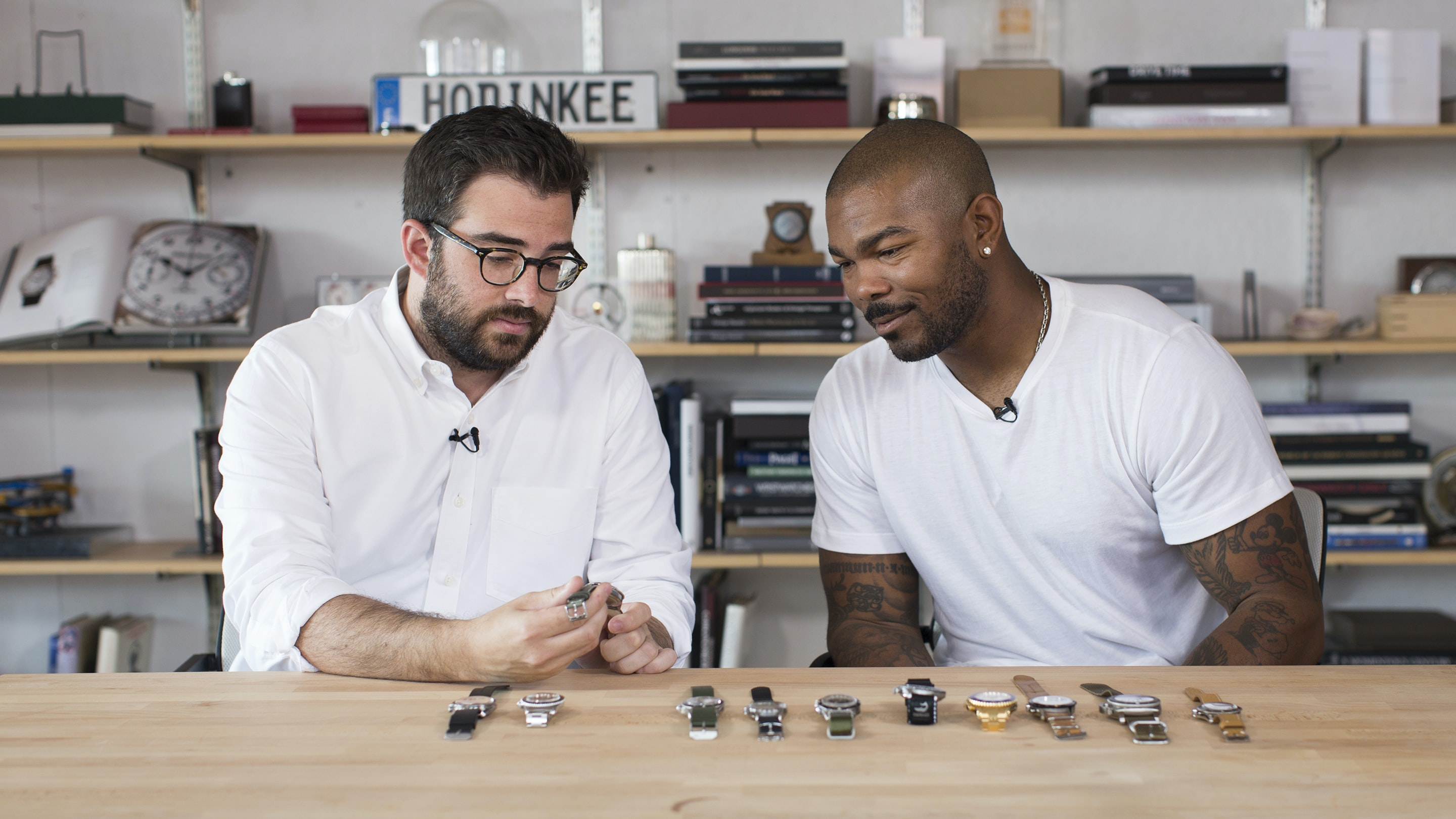 The HODINKEE 2016 Video Year In Review The HODINKEE 2016 Video Year In Review 8