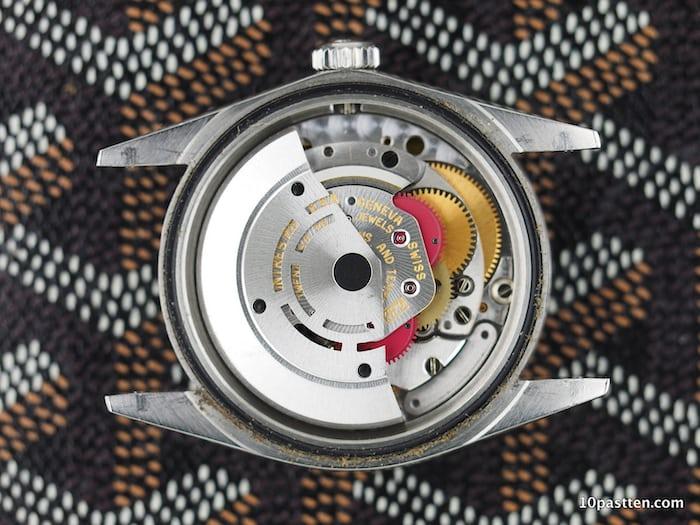 Rolex Explorer 1016 Caliber 1570