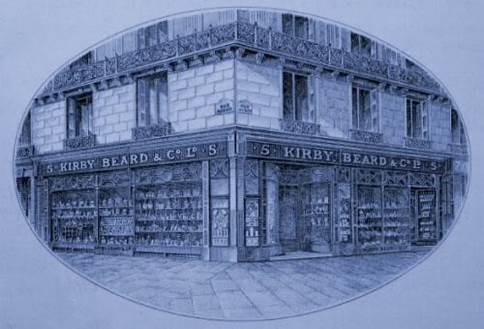 Kirby, Beard Co store