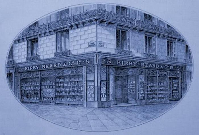 Kirby, Beard Co store