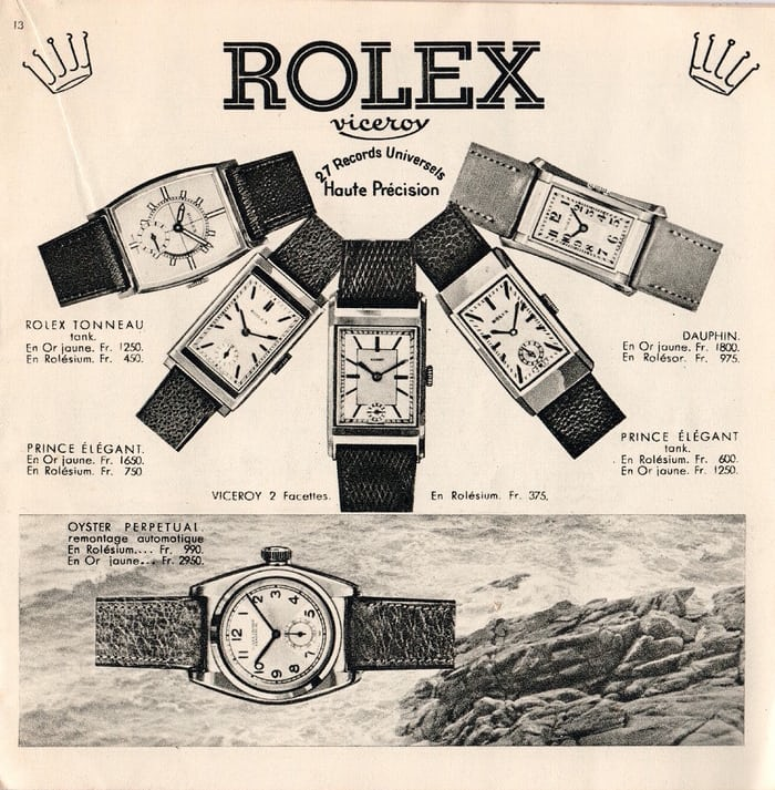 Rolex viceroy