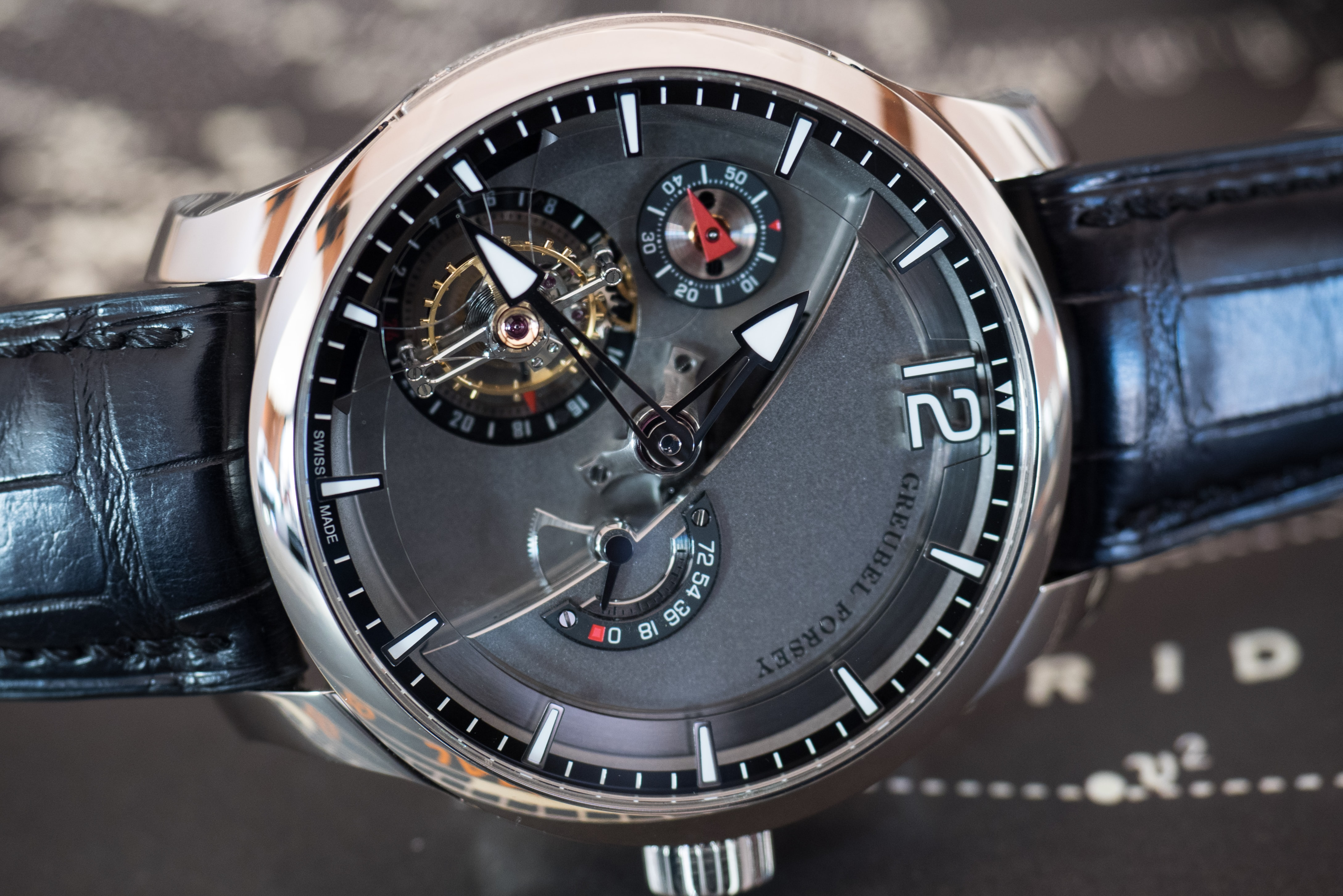 Greubel Forsey 24 Secondes Contemporain In-Depth: The Greubel Forsey 24 Secondes Contemporain In White Gold (And The Case For A Tourbillon In A Wristwatch) In-Depth: The Greubel Forsey 24 Secondes Contemporain In White Gold (And The Case For A Tourbillon In A Wristwatch) PC191044