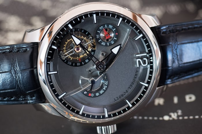 Greubel Forsey 24 Secondes Contemporain