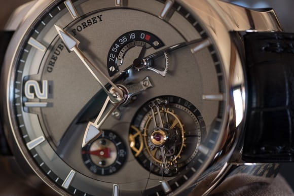 Greubel Forsey 24 Secondes Contemporain dial In-Depth: The Greubel Forsey 24 Secondes Contemporain In White Gold (And The Case For A Tourbillon In A Wristwatch) In-Depth: The Greubel Forsey 24 Secondes Contemporain In White Gold (And The Case For A Tourbillon In A Wristwatch) PC191113