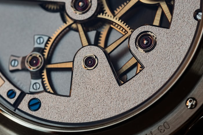 Greubel Forsey 24 Secondes Contemporain bridge