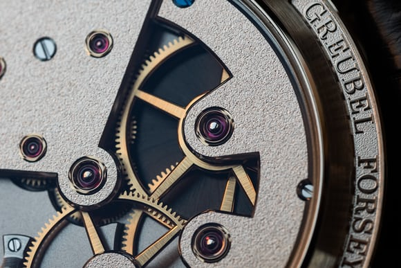 Greubel Forsey 24 Secondes Contemporain movement bridge and mainplate In-Depth: The Greubel Forsey 24 Secondes Contemporain In White Gold (And The Case For A Tourbillon In A Wristwatch) In-Depth: The Greubel Forsey 24 Secondes Contemporain In White Gold (And The Case For A Tourbillon In A Wristwatch) PC191096
