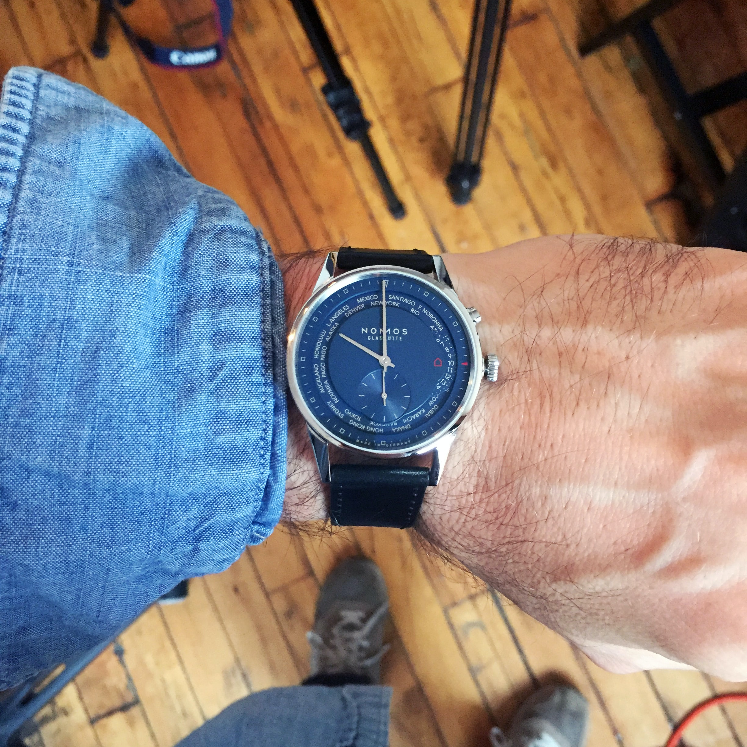 The Watch I Wore The Most In 2016, By Members Of The HODINKEE Team The Watch I Wore The Most In 2016, By Members Of The HODINKEE Team IMG 2058