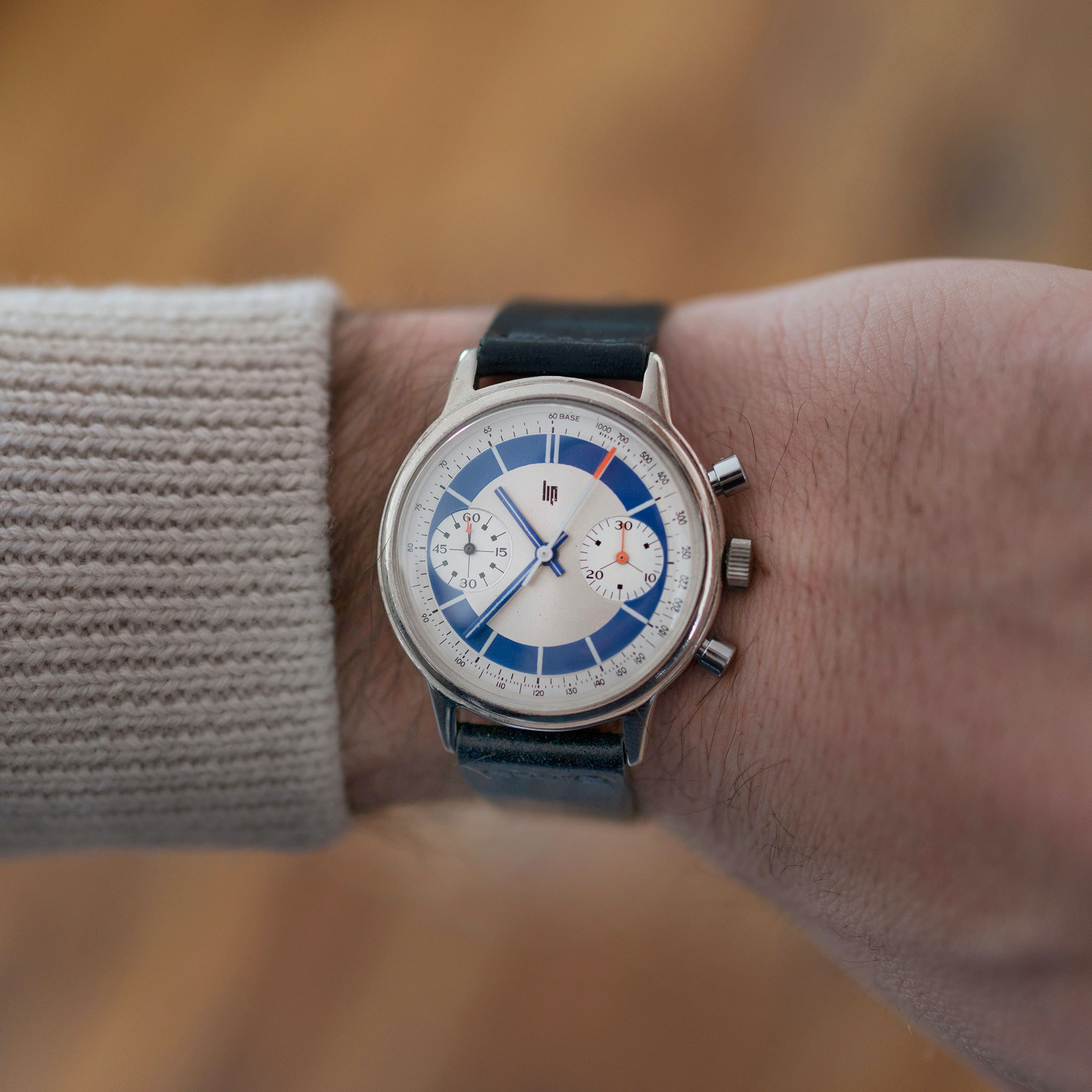 The Watch I Wore The Most In 2016, By Members Of The HODINKEE Team The Watch I Wore The Most In 2016, By Members Of The HODINKEE Team VIntage Lip Wristshot
