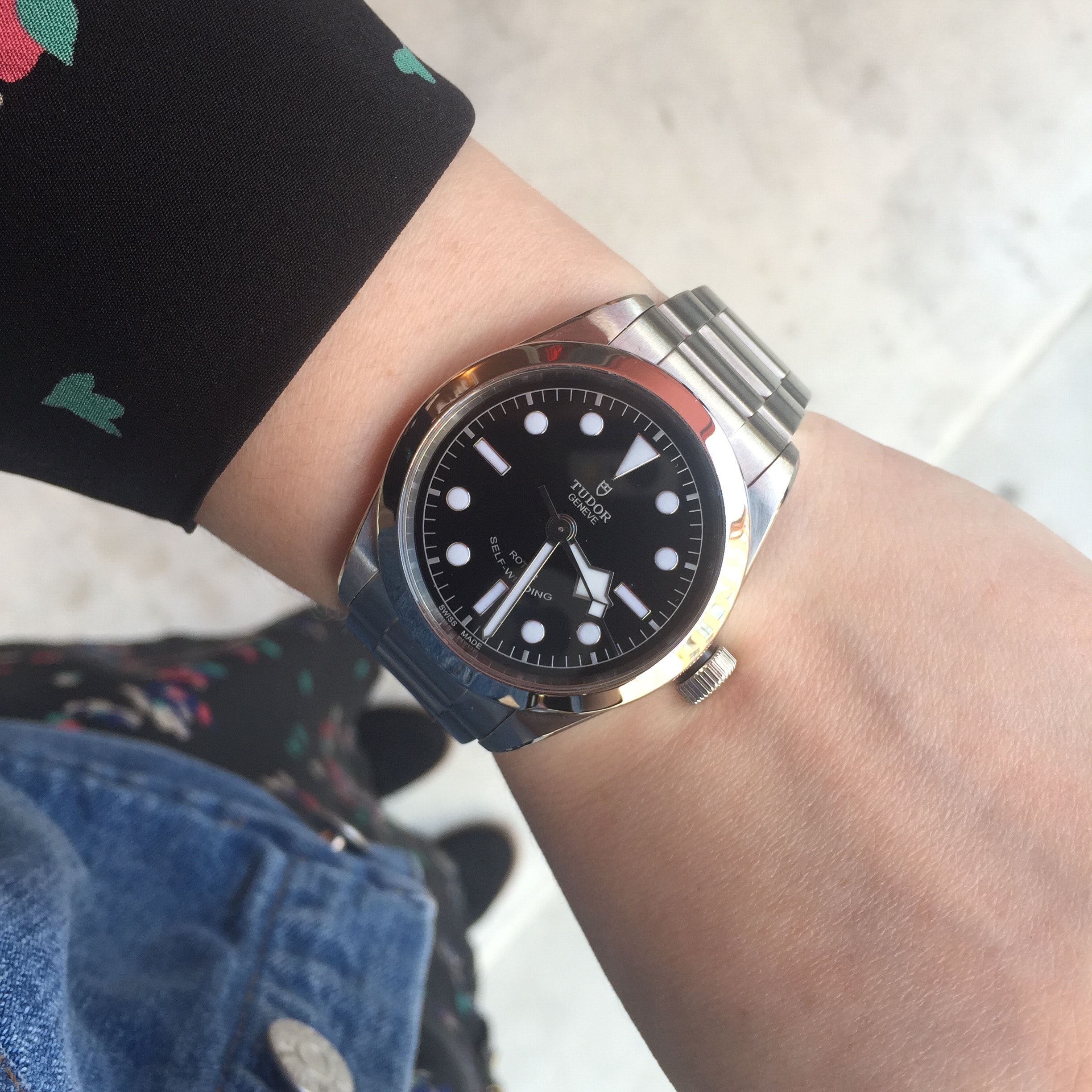 The Watch I Wore The Most In 2016, By Members Of The HODINKEE Team The Watch I Wore The Most In 2016, By Members Of The HODINKEE Team FullSizeRender
