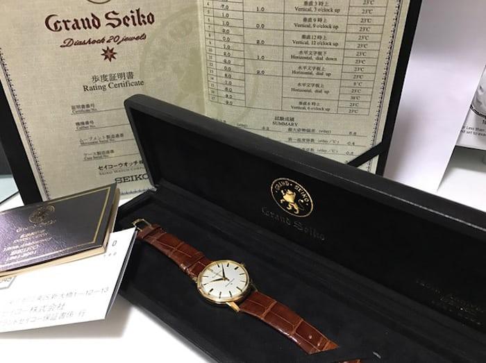 Grand Seiko SBW004